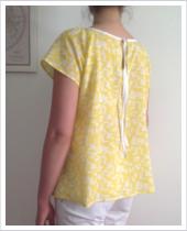 PF Blouse jaune