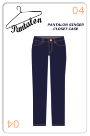 05 Pantalon Ginger