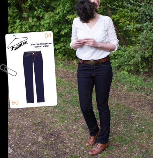 05 Pantalon Ginger F